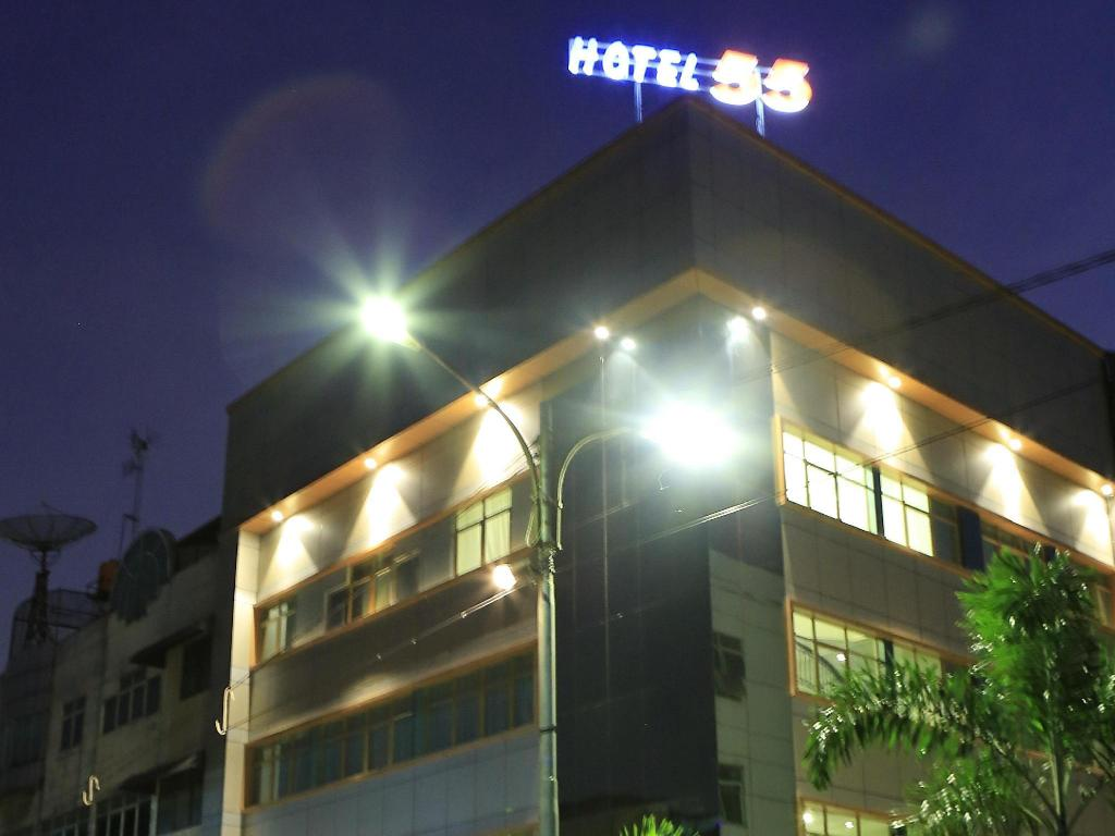 More about Hotel 55