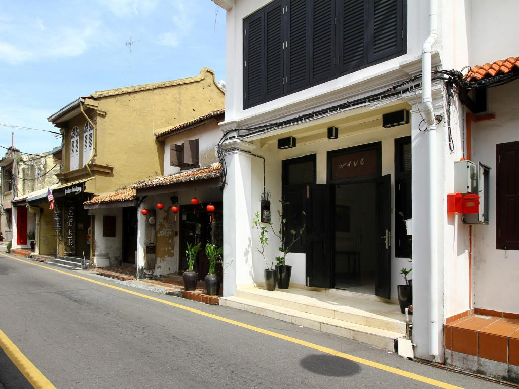 The Prive Malacca Residence