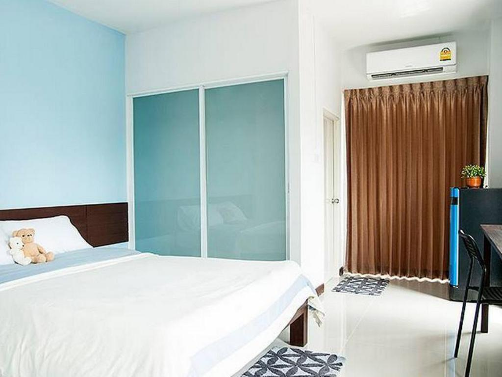 Standard Double Bed - Guestroom Yada Living Hotel