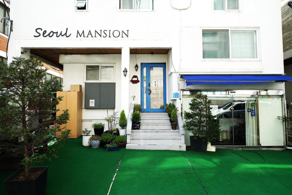 Seoul mansion guesthouse in south korea room deals - Mansions in south korea ...