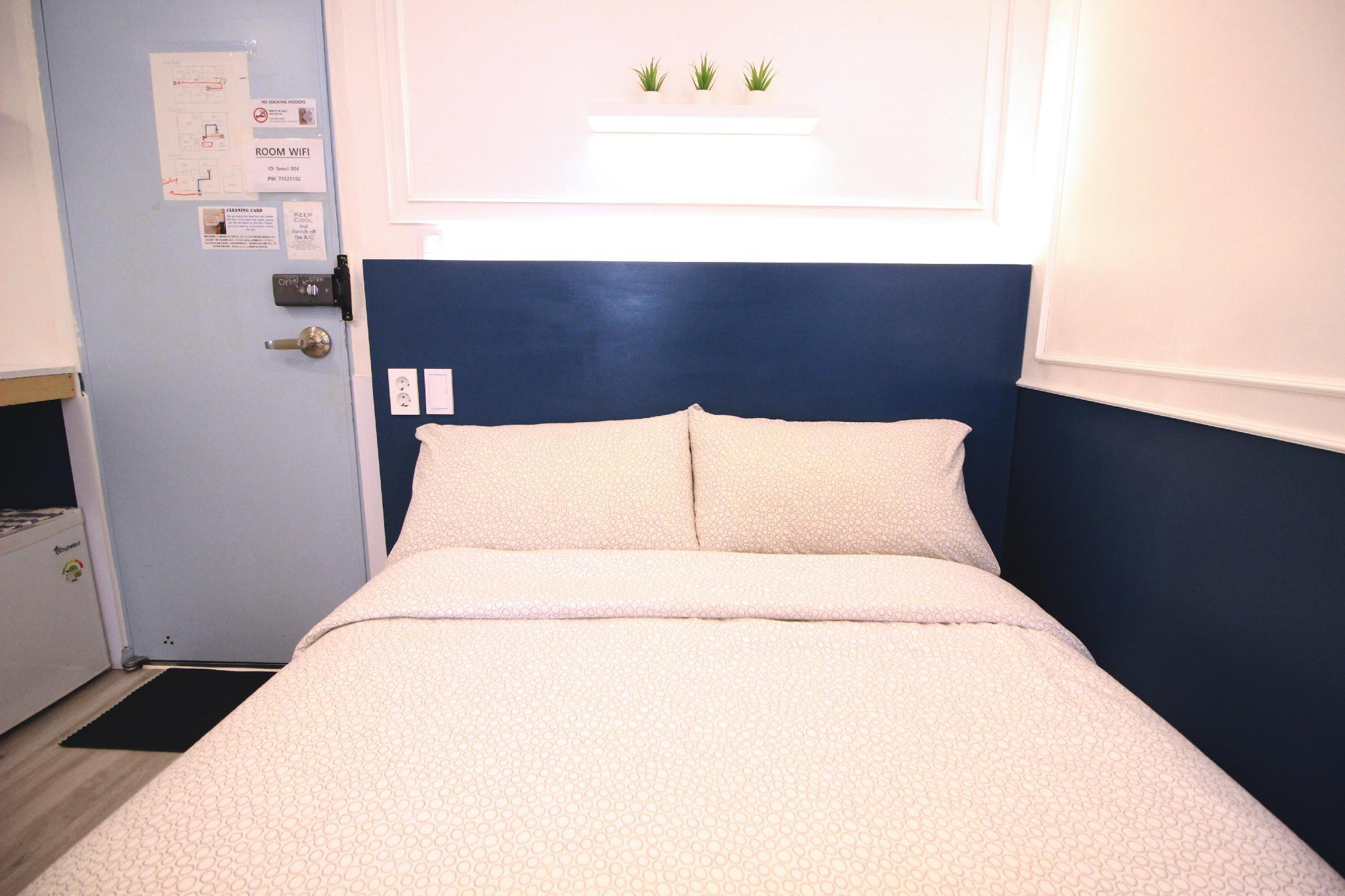 Deluxe Double Room A
