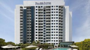 Fraser Suites Singapore (SG Clean Certified)