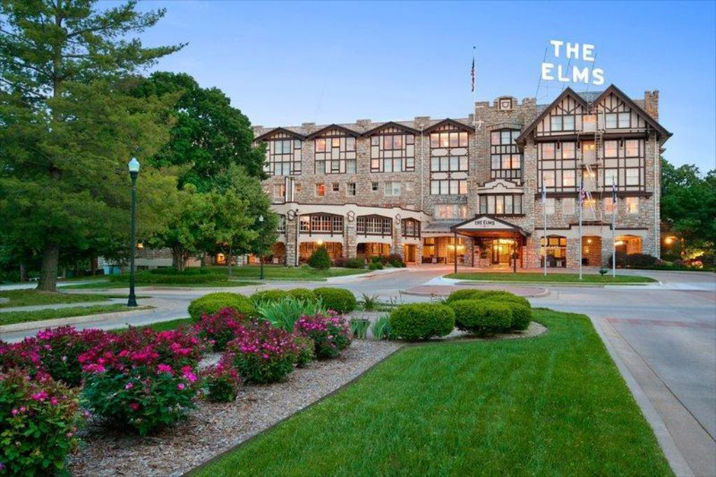 The Elms Hotel & Spa, Excelsior Springs   Roadtrippers