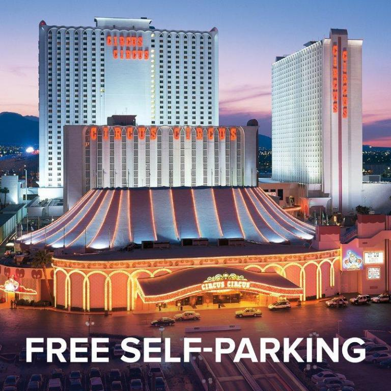 Circus Circus Hotel Casino Theme Park Resort Las Vegas Nv Deals Photos Reviews