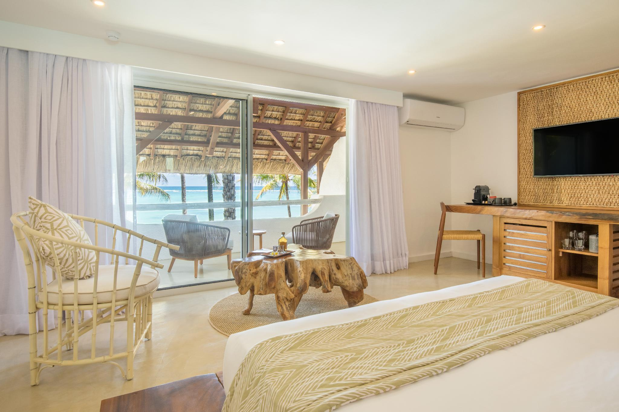 Presidential Suite - Balcony & Sea View