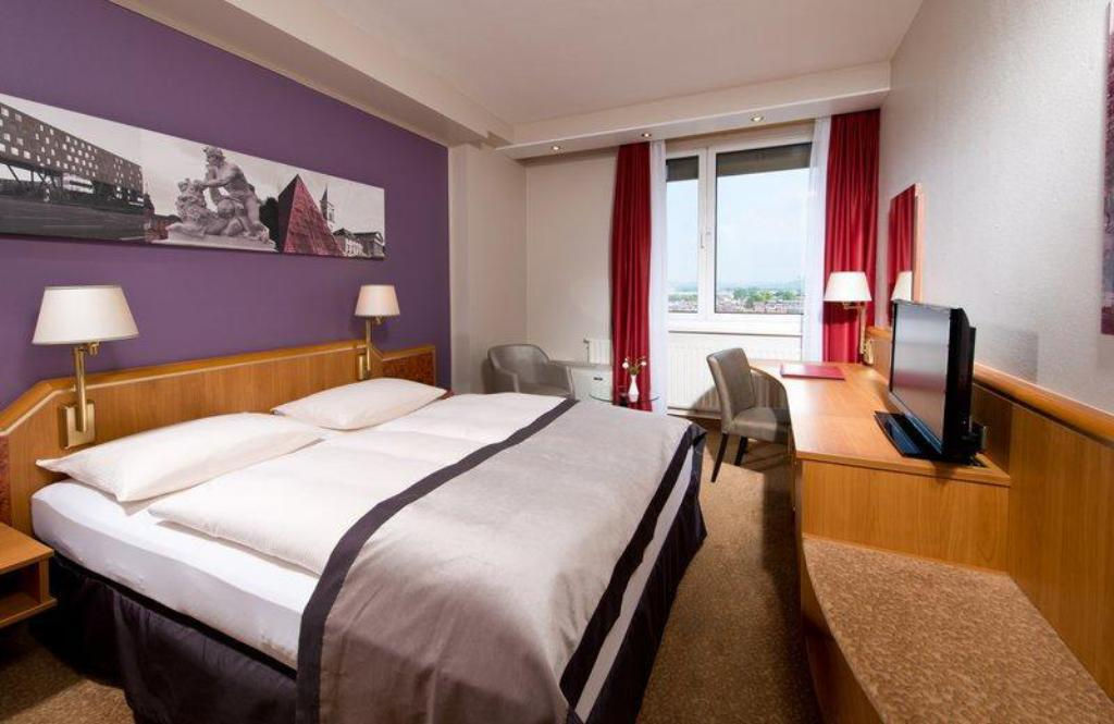 Leonardo Hotel Karlsruhe Deutschland Ab 55 Agoda Com