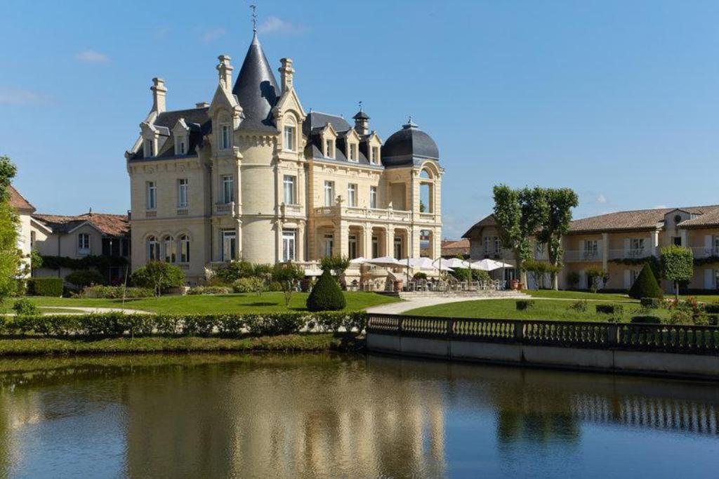 Chateau Hotel And Spa Grand Barrail In Libourne Room Deals
