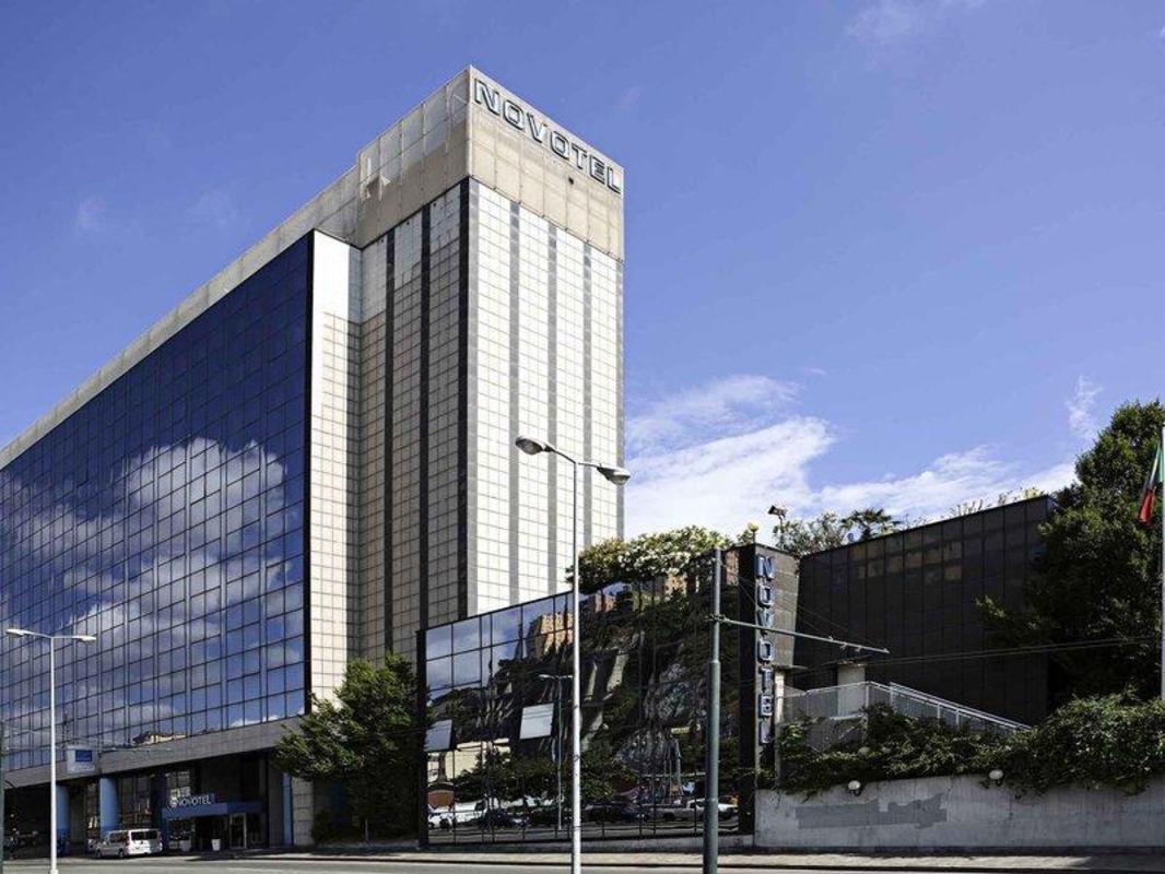 Hotel Novotel Genova City In Genoa Room Deals Photos