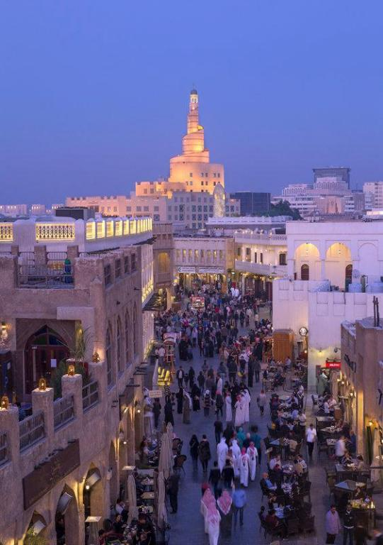 Souq Waqif Boutique Hotels by Tivoli in Doha - Room Deals, Photos