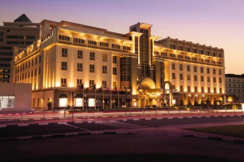 Movenpick Hotel and Apartments Bur Dubai in United Arab