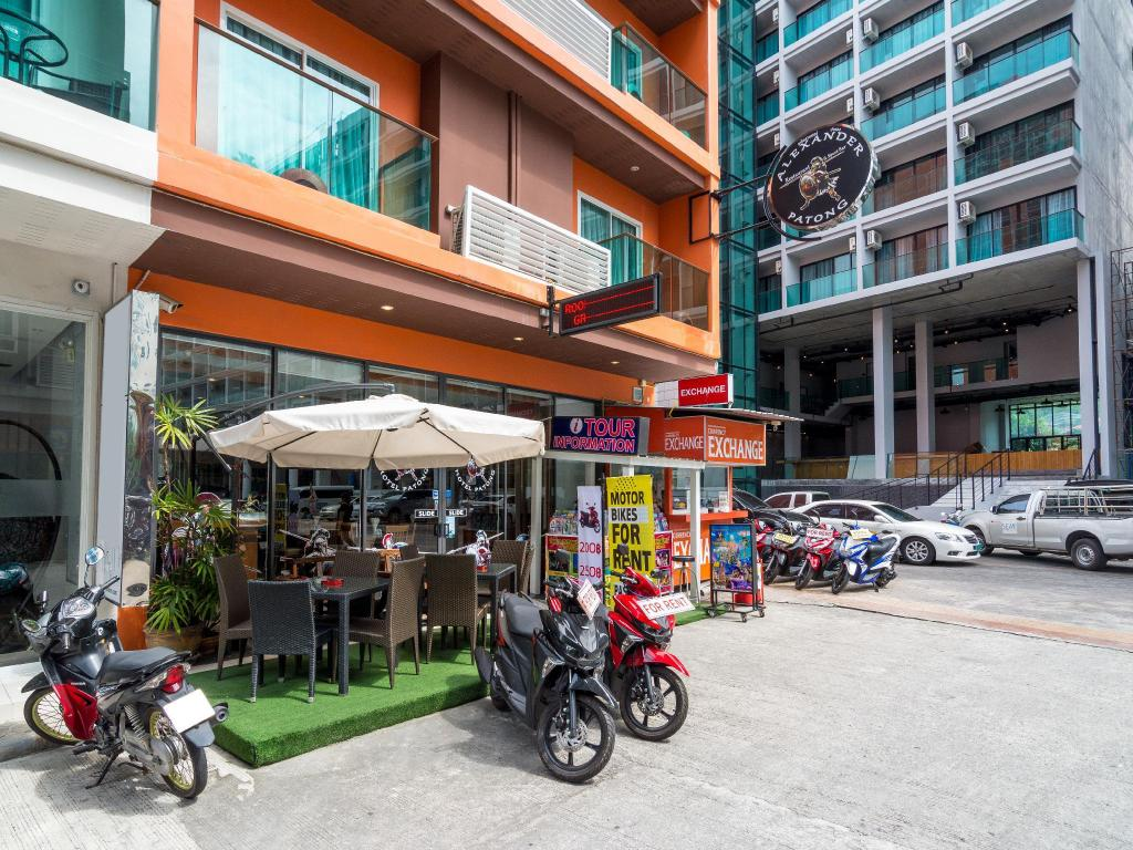 More about Alexander Hotel Patong