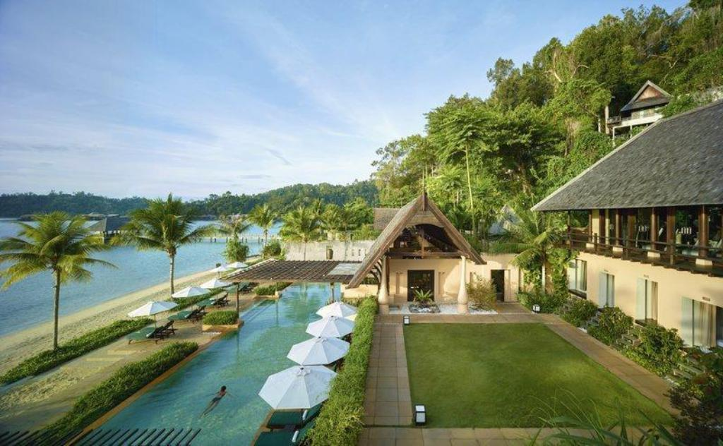 加雅島度假村 (Gaya Island Resort)