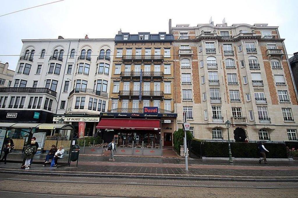 Hotel Derby Briuselis Belgija - didžiausios nuolaidos