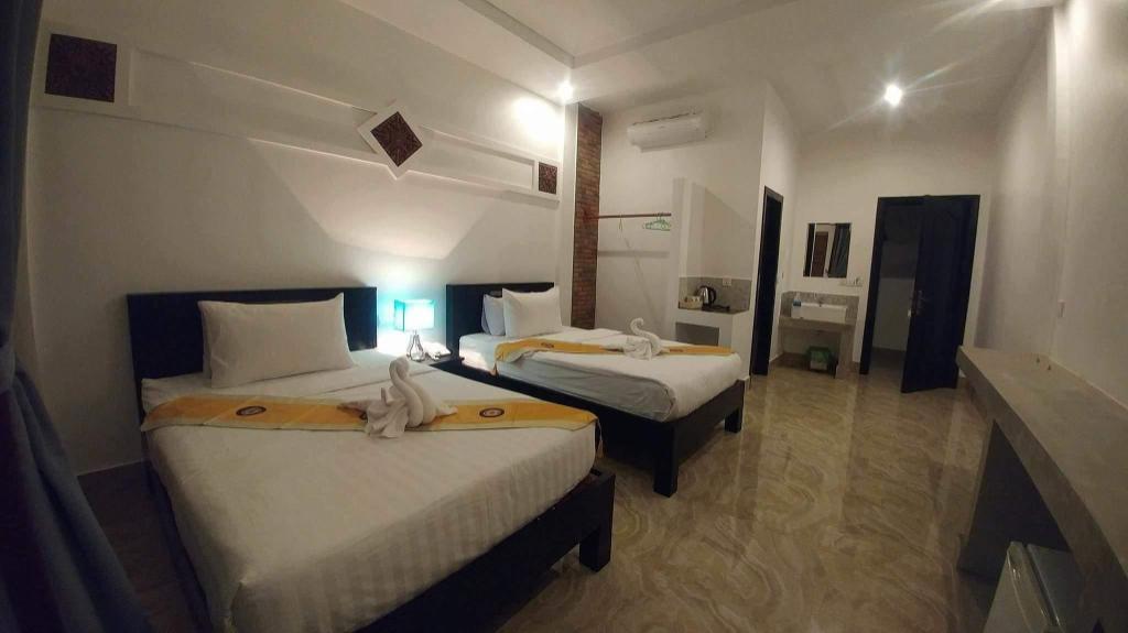 PROMO] Sawasdee Angkor Villa Voat Svay Cheap Hotels Reap Cambodia