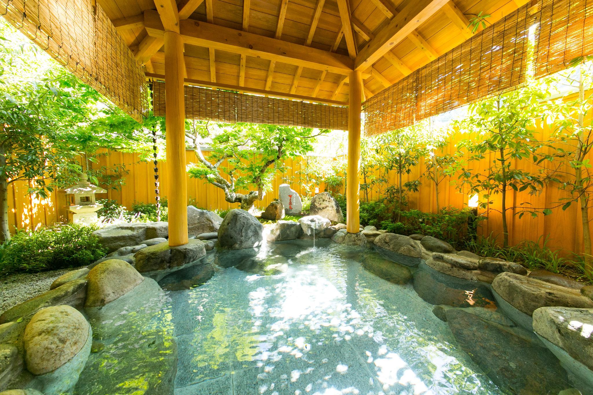 Superior Japanese style room with Private Hot spring, Smoking