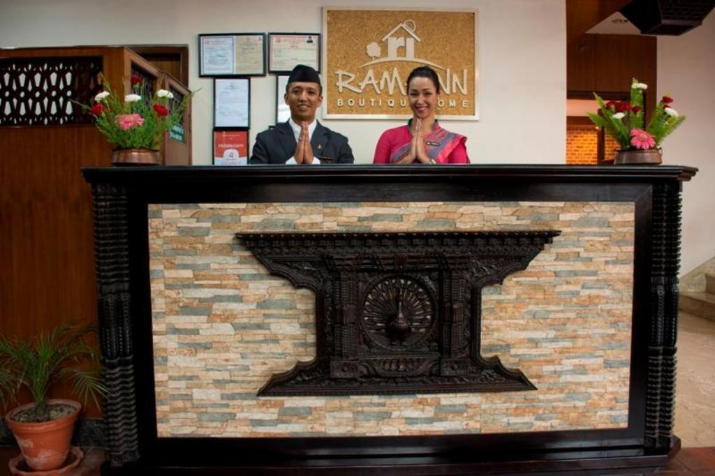 Rama Inn Boutique Home