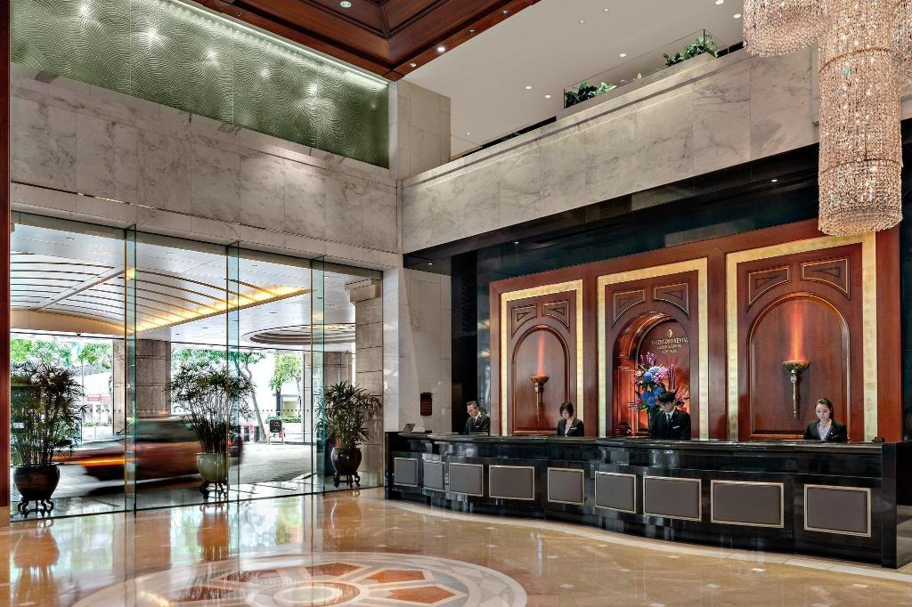 Fuajee InterContinental Grand Stanford Hong Kong