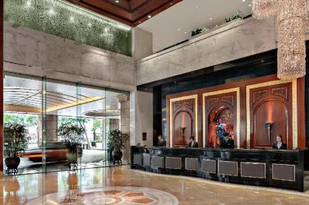Lobby InterContinental Grand Stanford Hong Kong