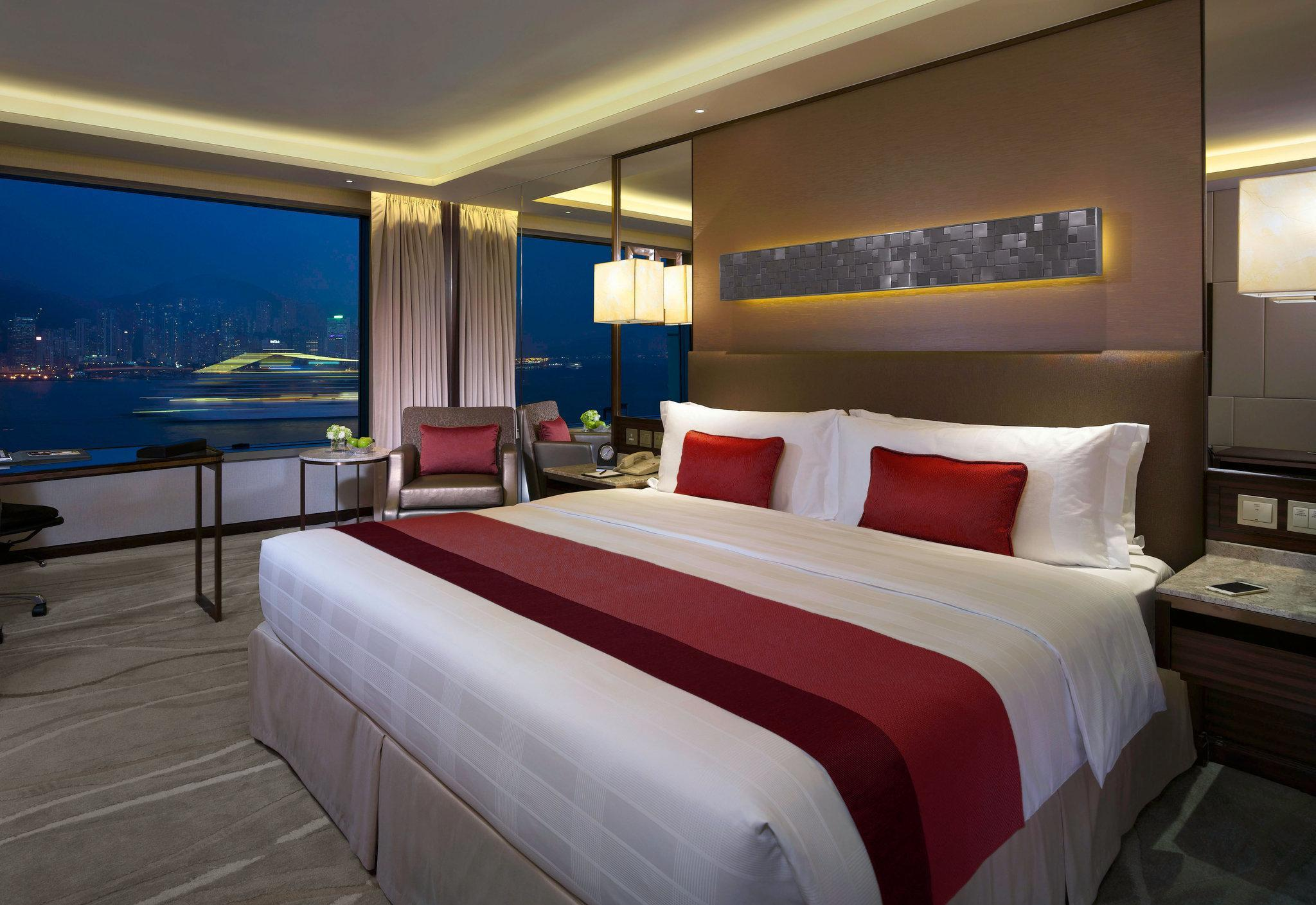 Premier Full Harbour View Room