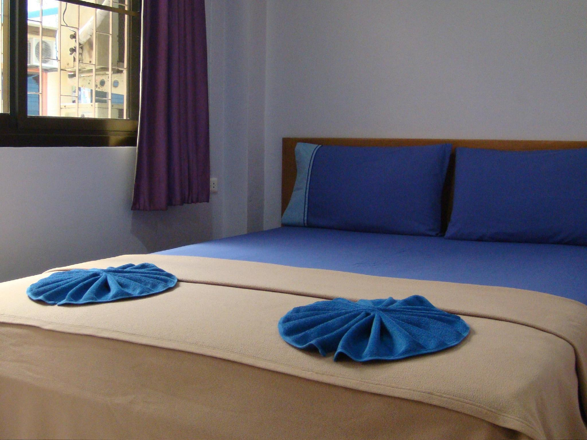 Chambre Double Standard avec Balcon (Standard Double Room with Balcony)