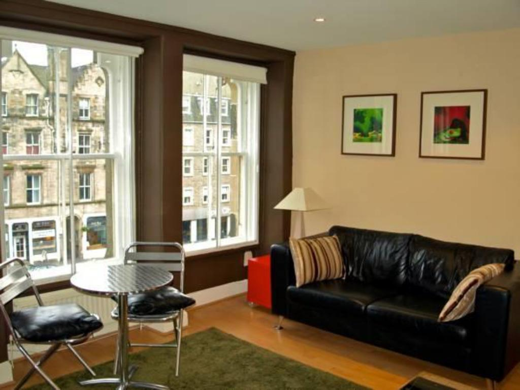 Hotellet indefra Greyfriars Apartments - Parliament Square