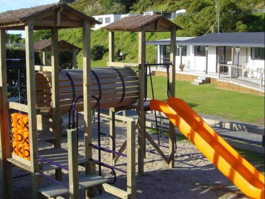 Playground Bowentown Beach Holiday Park and Motels