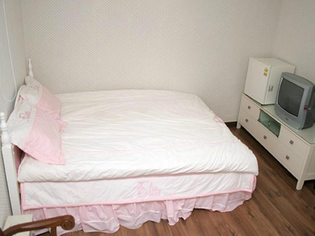 Superior Double Bed Room Goodstay At Sobaeksan Pension