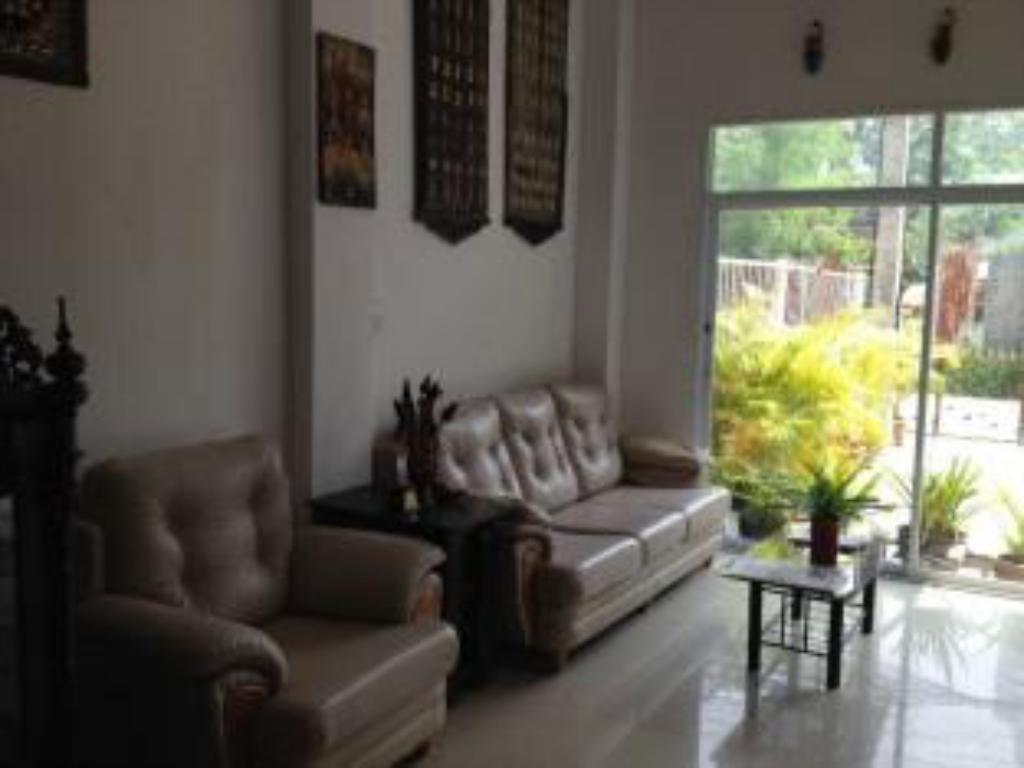 Lobby Apartment Wanida Room For Rent