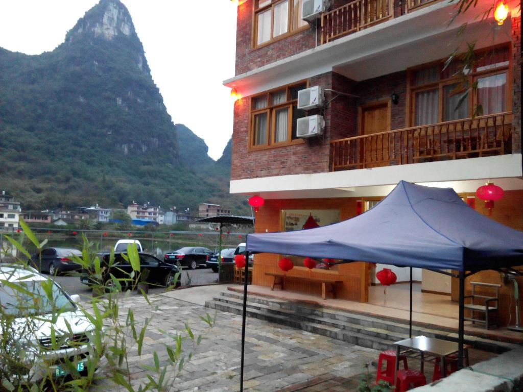 Exterior view Yangshuo Peaceful Valley Retreat Hotel