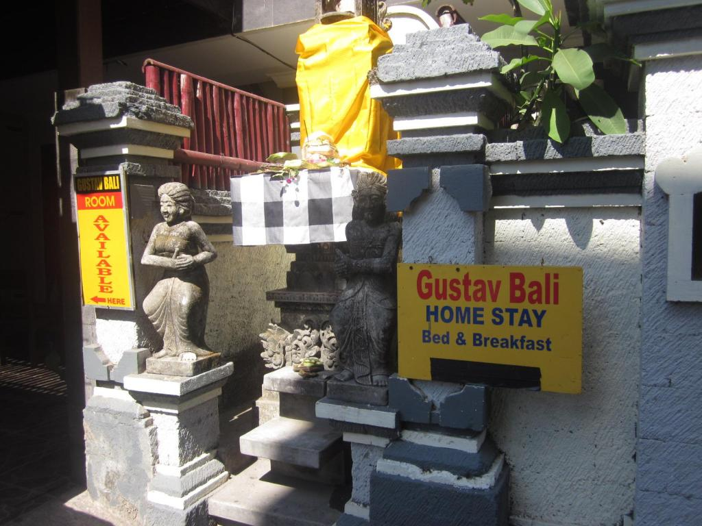 More about Gustav Bali Homestay