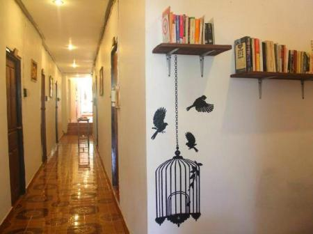 Interieur LPQ Backpackers (Chanthy Banchit G.H)