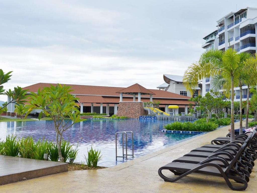 Dayang Bay Apartamento con servicio & Resort (Dayang Bay Serviced Apartment & Resort)