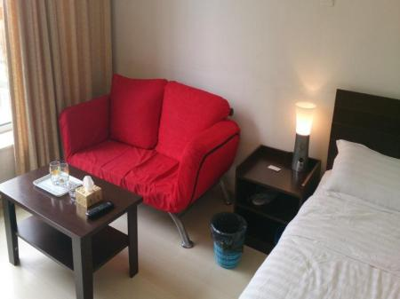 Comfort Room Beijing Jun Yue Cheng Serviced Apartment Dacheng International Branch