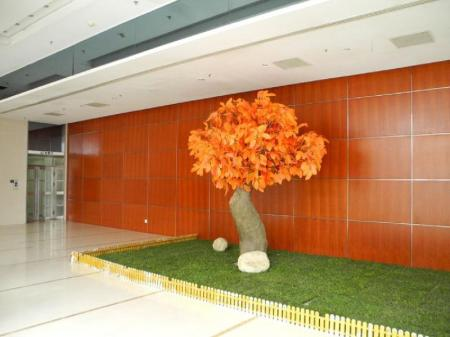 Lobby Beijing Jun Yue Cheng Serviced Apartment Dacheng International Branch