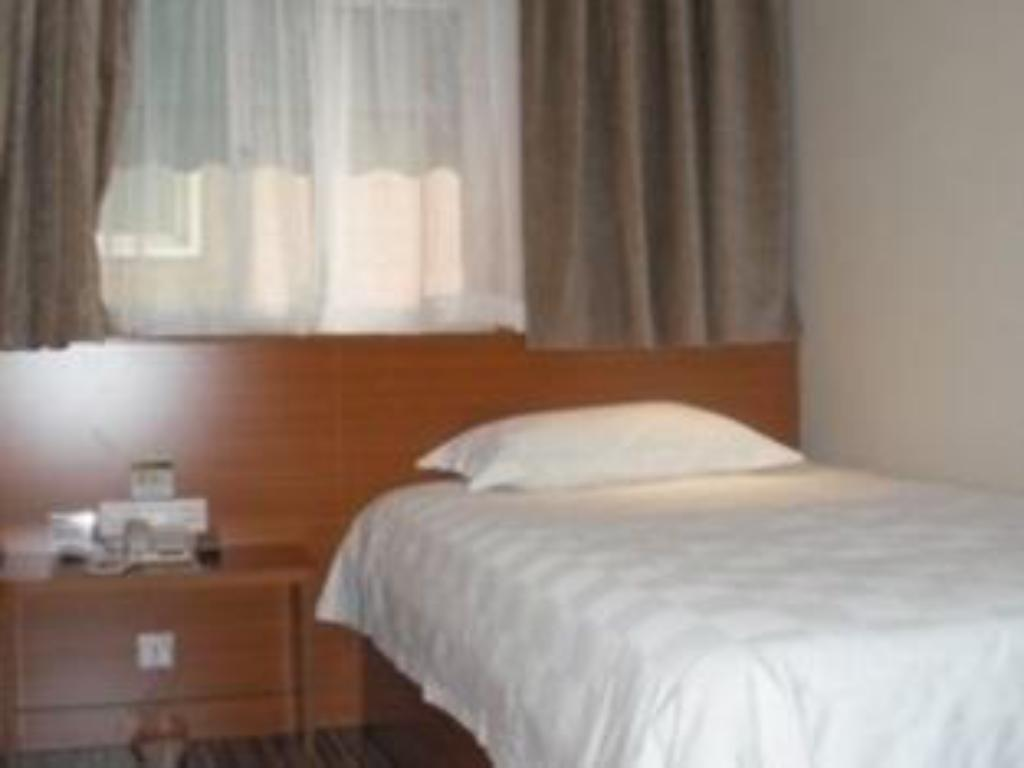 Single A - Bed Goldmet Inn Taiyuan Nanneihuan Street Branch