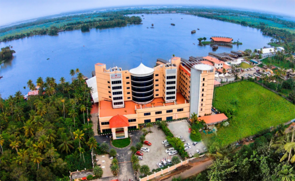 More about Ramada Alleppey Hotel