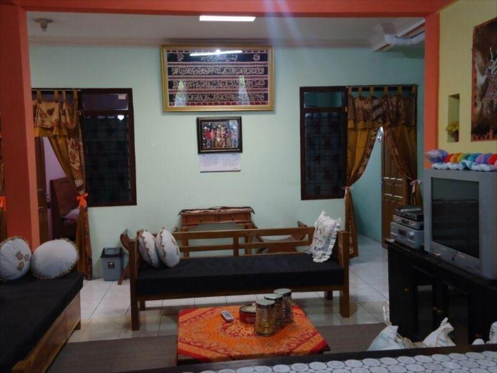 Interior view Ortegha Homestay