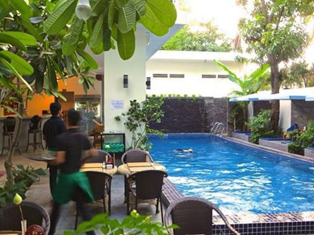 Swimming pool Anise Villa Boutique Hotel, Phnom Penh
