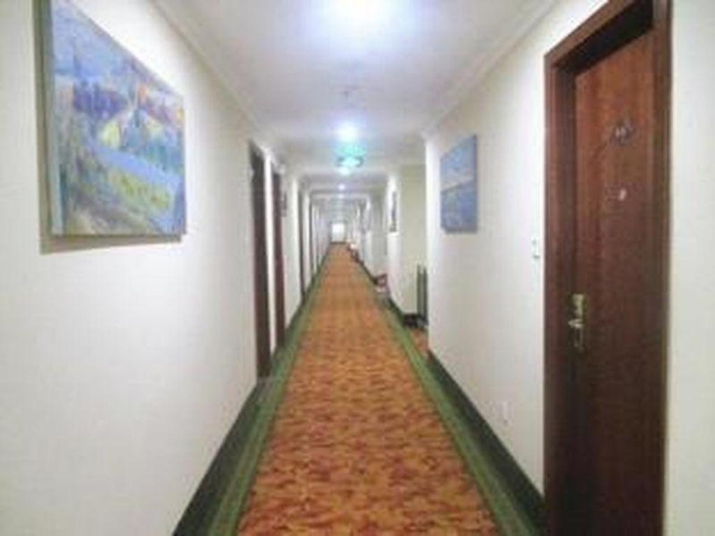 Interior view Green Tree Inn Xuzhou West District Huohua Shell Hotel