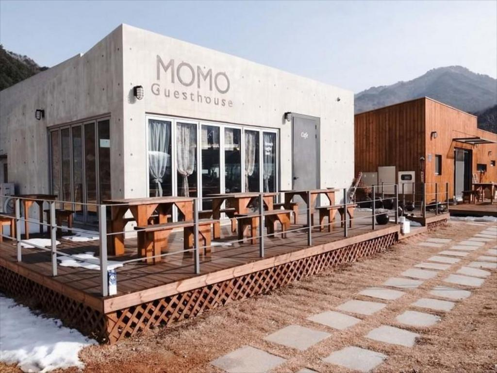 More about Momo Guesthouse Pension