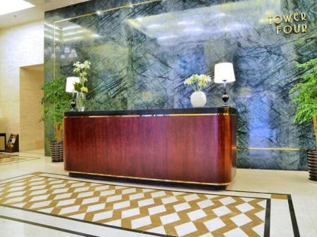 Лоби Chongqing Tujia Sweetome Serviced Apartment Xiexin Gongguan