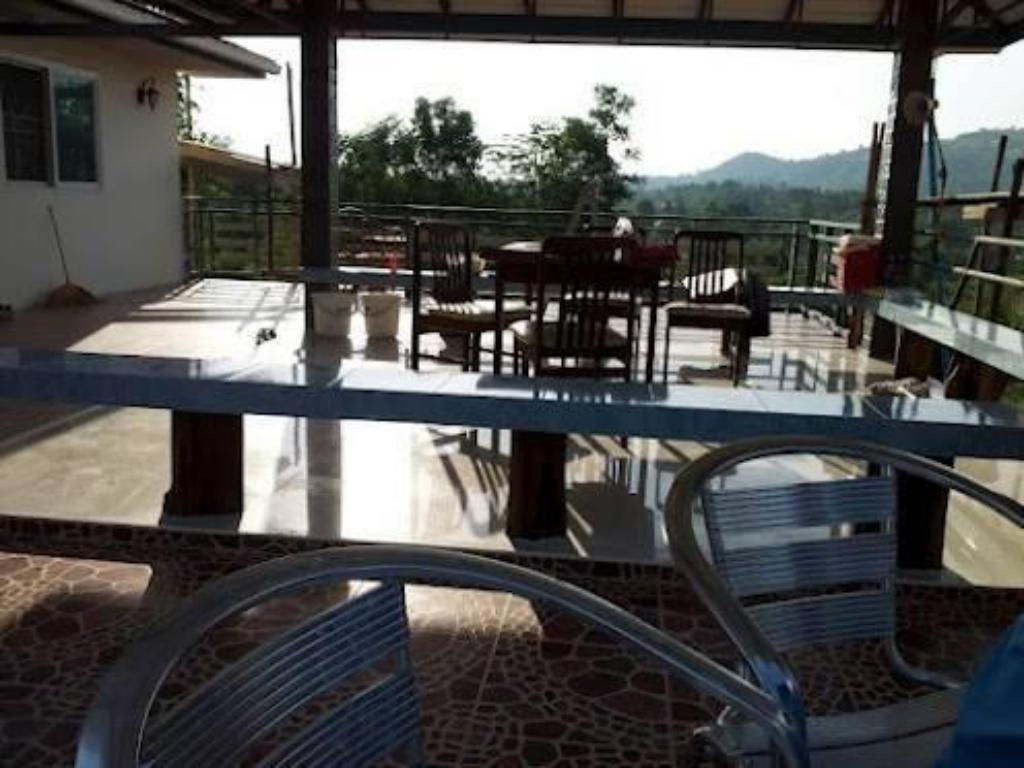 Μπαλκόνι/βεράντα Cavallo Posu and Resort Khao Yai