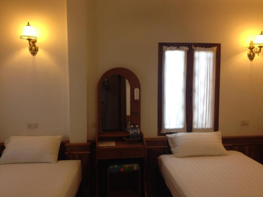 Twin - Guestroom Sanaphay Guesthouse