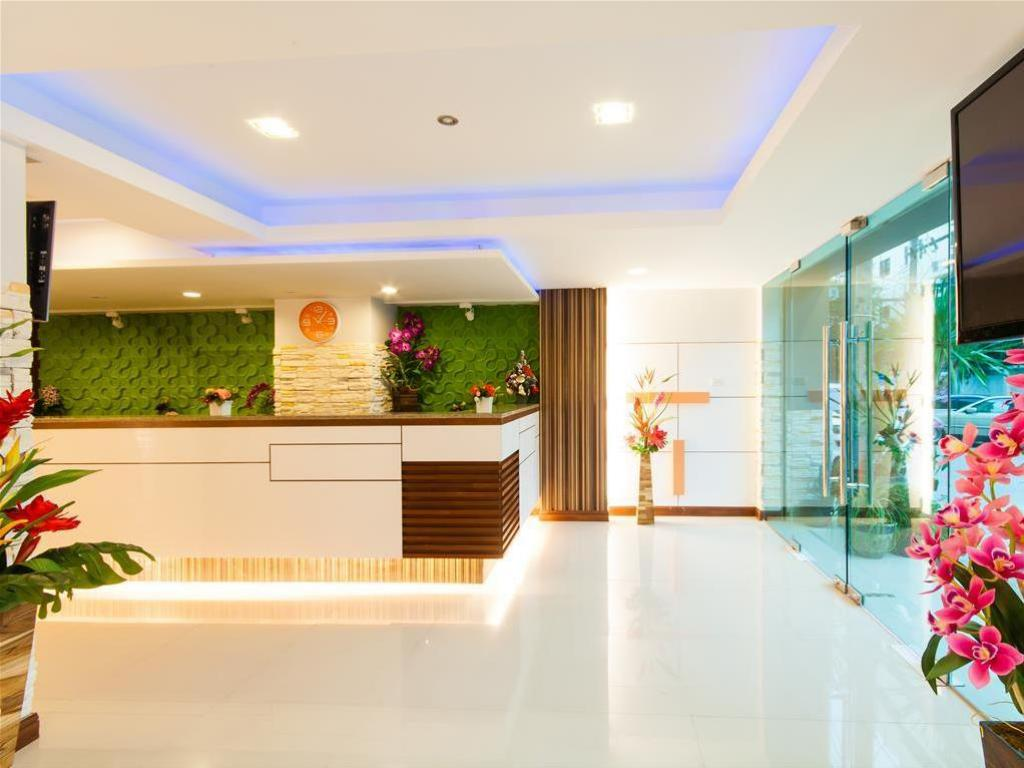 Predvorje Patong Max Value Hotel