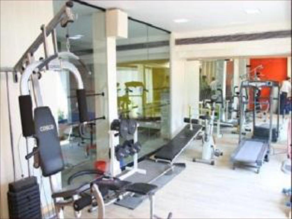 Fitness center Hotel Amer Greens