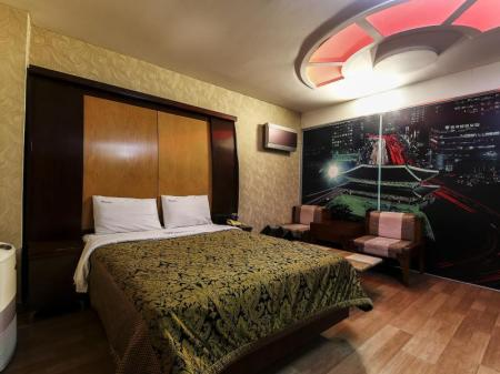 Deluxe Double Room Andong Win Hotel