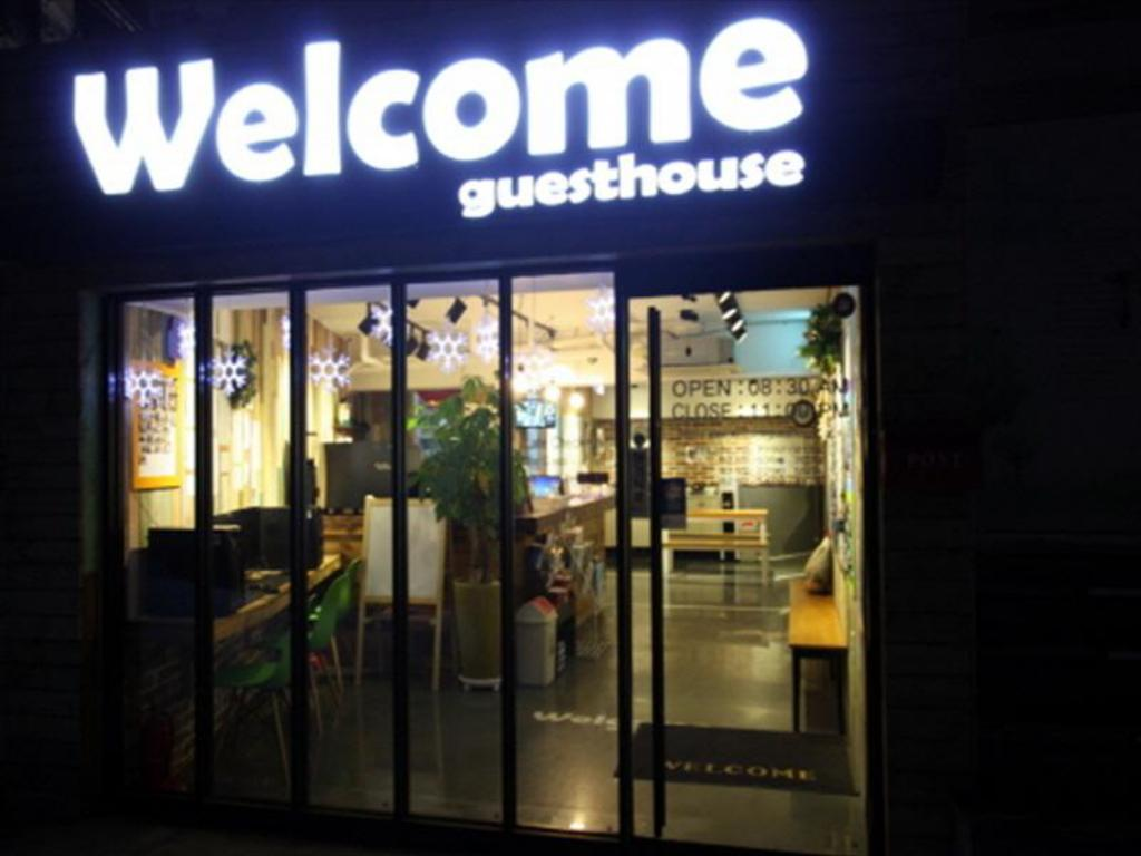 More about Welcome Guesthouse Myeongdong