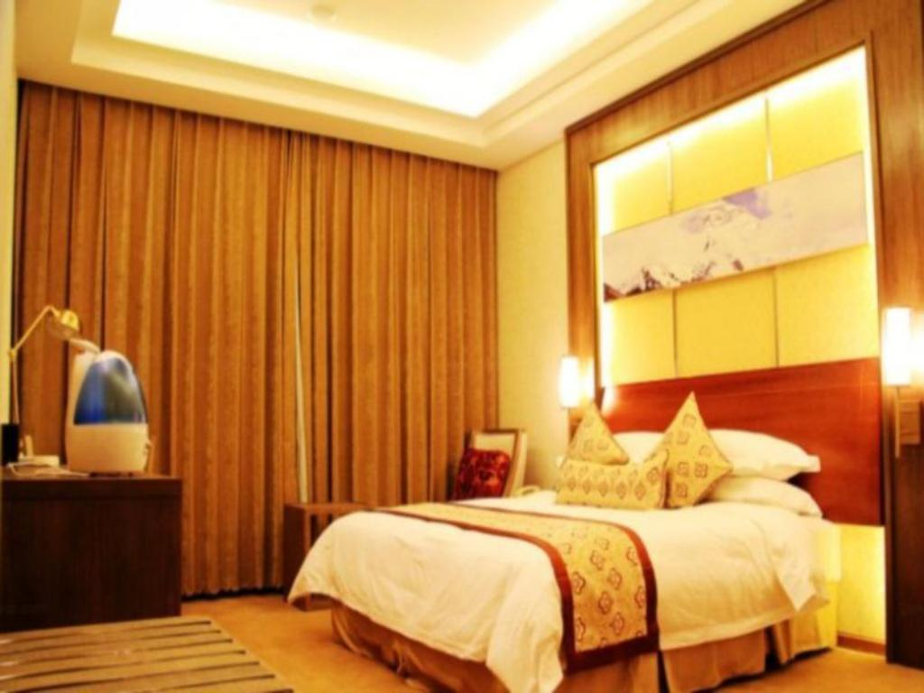 Standard King or Twin Room - Guestroom Fliport Garden Hotel Lhasa
