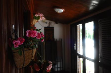 大厅 湄公日落之家 (Mekong Sunset Guest House)