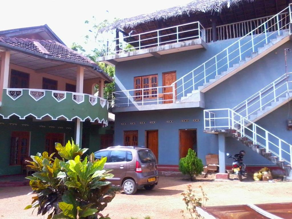 帕斯库达赫度假村 (Pasikkudah Resort - Guest House)